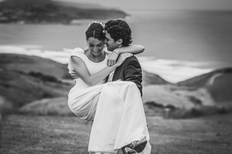Una boda en el Cantábrico