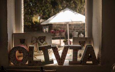 Bautizo de Olivia