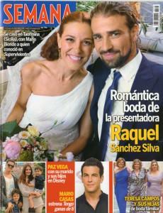 La Boda Siciliana de Raquel Sánchez Silva en Semana