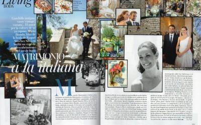 Boda Siciliana - Vogue